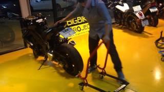 สแตนด์เซอร์วิส รุ่นพิเศษ by Bigbike Project