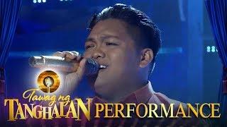 Tawag ng Tanghalan: John Mark Saga   Didn't We Almost Have It All (Day 4 Semifinals)