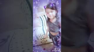 Tiktok Video Cute Girl Dancing Japanese Anime Song: Panda Neko はなまる幼稚園 (Hanamaru Kindergarten)