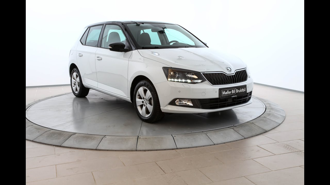 skoda fabia 1 2 tsi 110hk ambition 2015 youtube. Black Bedroom Furniture Sets. Home Design Ideas