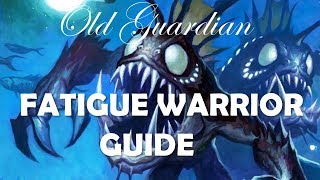 How to play Fatigue (Mill) Warrior (Hearthstone Kobolds and Catacombs post-nerfs deck guide)