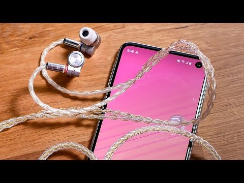 Make Your GALAXY S10 A Better Audio Player