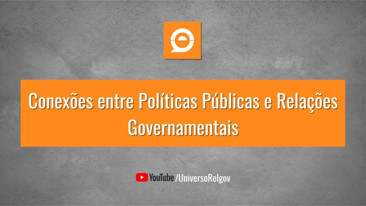 Aula aberta sobre o lobby no ciclo de políticas públicas