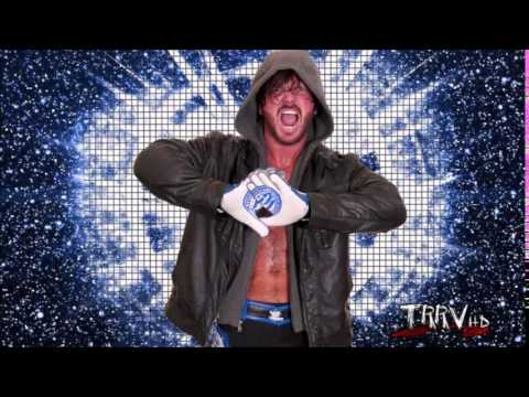 AJ Styles Theme '' Evil Ways/Get Ready To Fly ''  Justice Mix  TNA Theme 2014