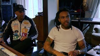 """Tom & Vic Mensa discuss """"We Don't Need You"""" from The Atlas Underground"""
