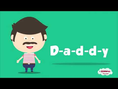 SONG - Daddy Is His Name O - Father's Day Song (06-20-2021)