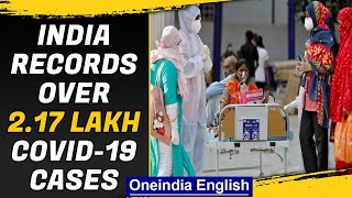 Covid-19: India records biggest single-day spike in cases, over 1185 deaths reported | Oneindia News