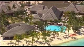 INTERCONTINENTAL BORA BORA RESORT Tahiti Vacations,Travel Videos