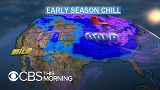Central and eastern U.S. face bitter arctic blast