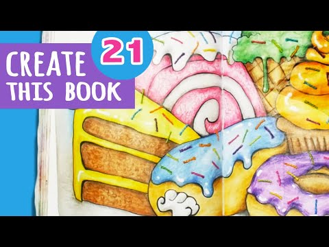 Create This Book 21 (THE FINALE)
