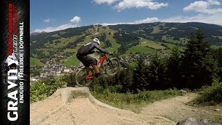 X-LINE Freeride Trail | Bunnyhop to Misthaufen Challenge | Action mit Andi Schuster | Leo Kast #124