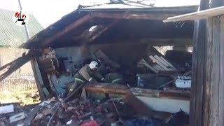 Подростка нашли живым во взорванном доме