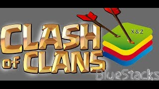 Bluestacks Clash of Clans Z and X zoom / typing fix