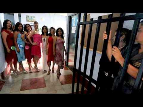 Hapishanede güzellik yarışması