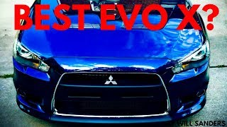 Evo X Review. VLOG Comparing All Evo X Years. MR, GSR, SE and Final Edition. Best Year to Buy