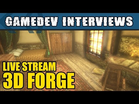 Unity Interview - 3DForge talks to The Messy Coder