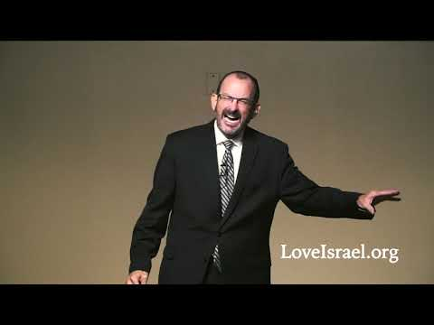 2018 LoveIsrael.org San Diego Conference - Day 2 Session 3