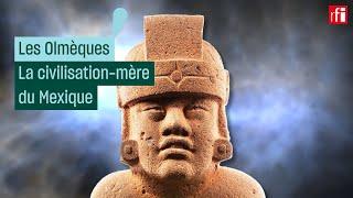 Avant les Aztèques et les Mayas, les Olmèques : la civilisation-mère du Mexique #CulturePrime