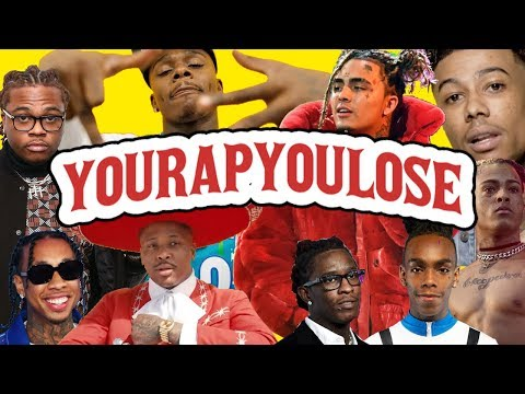 YOU RAP YOU LOSE! - Literally Impossible Rap Challenge 2019!