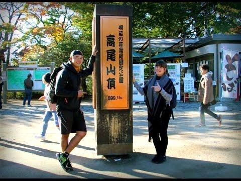Day trip to Mt. Takao