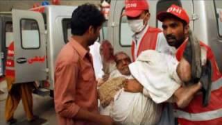 Angriff während FreitagsGebet auf Ahmadi Muslim Moscheen - 95 ermordet