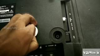 How to mount led tv | micromax or led lcd tv | DIY |
