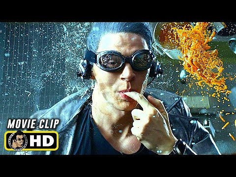 X-MEN: DAYS OF FUTURE PAST (2014) 10 Movie Clips + Trailer [HD]