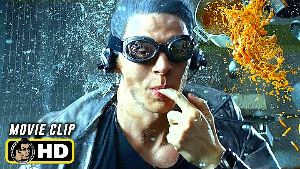Download X-MEN: DAYS OF FUTURE PAST (2014) 10 Movie Clips + Trailer [HD]