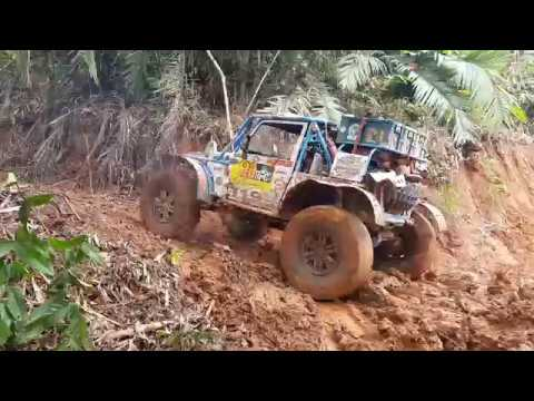 RFC'16 Team Maxxis 4x4 Malaysia @ Twilight Zone - Part 1
