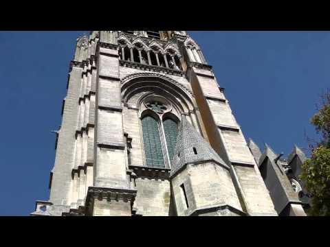 Town Centre, Soissons, France