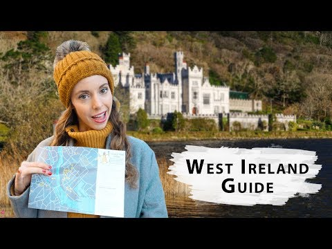 EXPLORING WEST IRELAND IN 3 DAYS | Things to do, sightseeing, and tips
