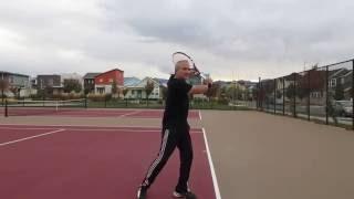 tennis lesson pro technique backhand slice insight tennis