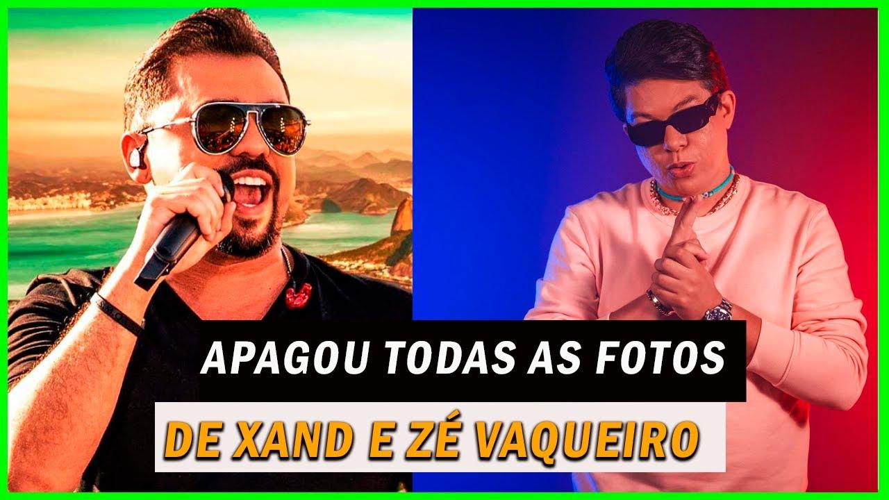 Download DJ IVIS VOLTA USAR INSTAGRAM E APAGA AS FOTOS DE XAND AVIÃO E ZÉ VAQUEIRO