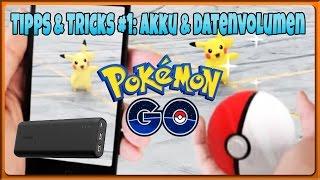 POKÉMON GO Tipps & Tricks #1: Akku & Datenvolumen
