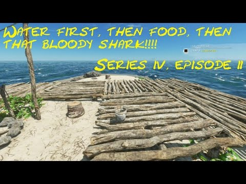 Stranded Deep S4 E2 - Different type of home