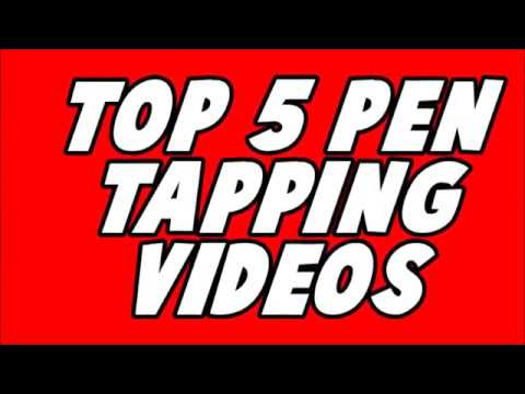 Top 5 Best Pen Tapping Songs!