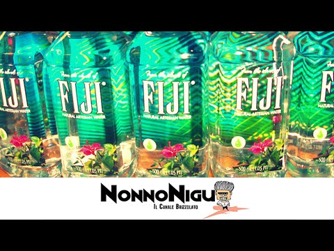 NotAColaReview • ACQUA  FIJI• w/ 悲しい Android Apartment