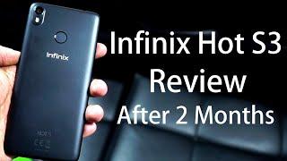 Infinix Hot S3 Review After 2 Months, Infinix Hot S3 vs Redmi 5 vs Redmi Note 5