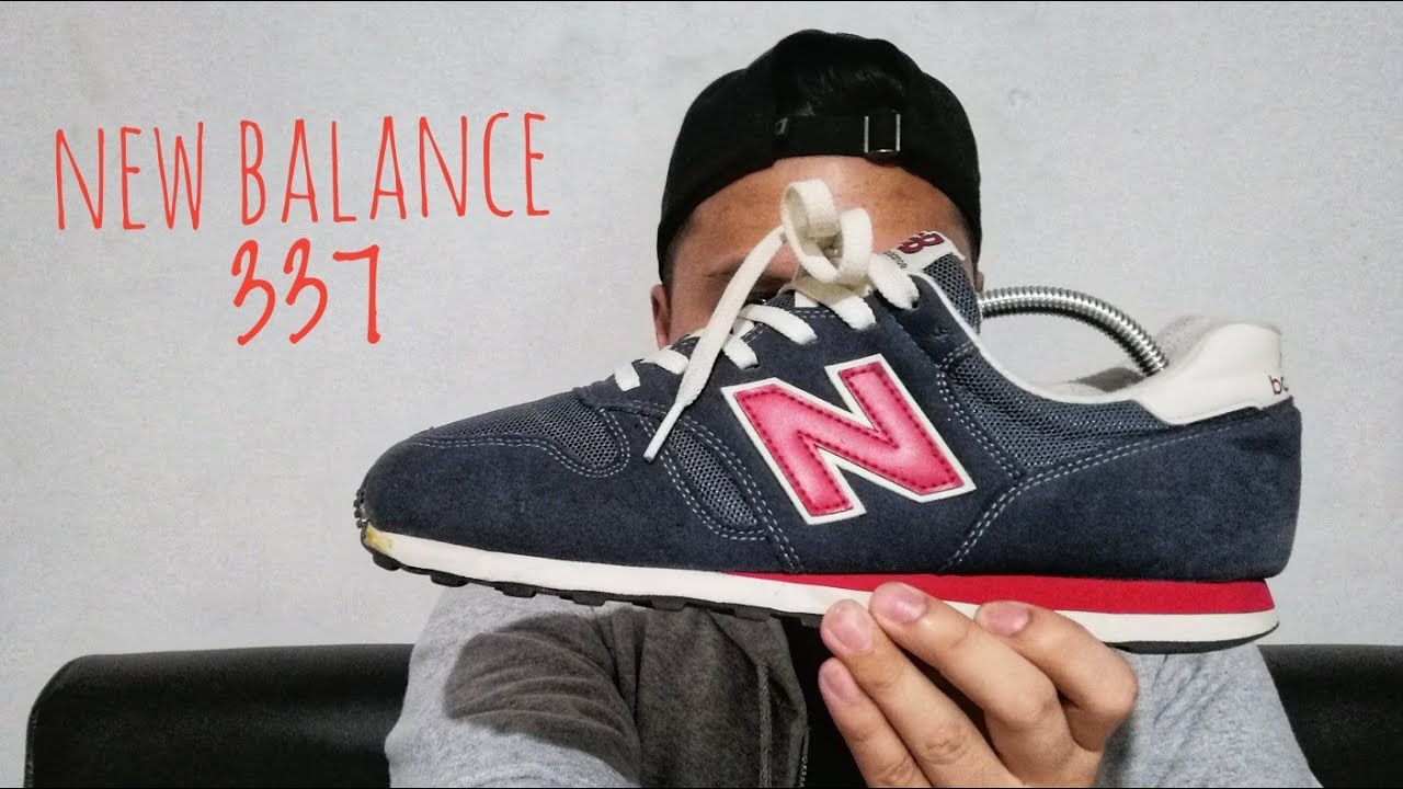 New balance 337 review - YouTube