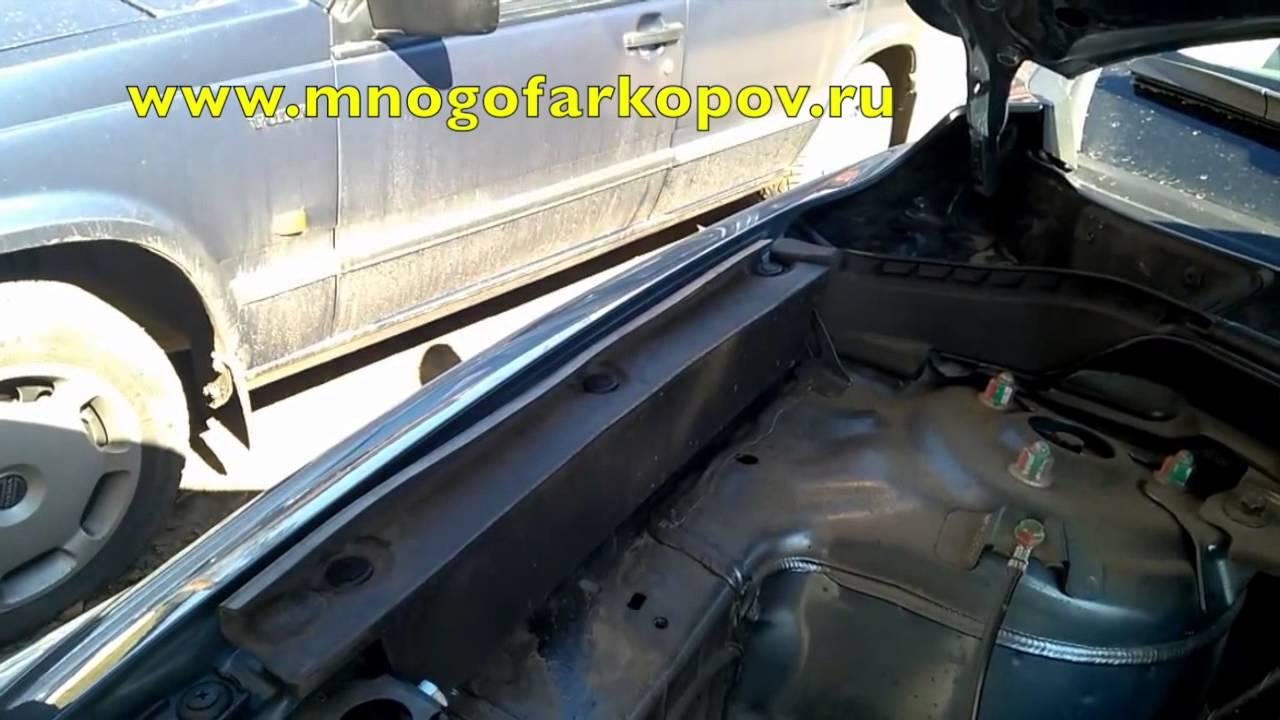 Амортизатор капота на Mazda CX 5 KU MZ CX05 00 (обзор,установка)