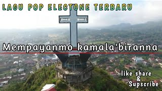 Lagu Pop Electone Toraja Kamala'biranna Terbaru 2018 ||music Video Mp4