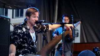 Guy Forsyth - Summertime - Playing a Saw-Blues Fest 2010