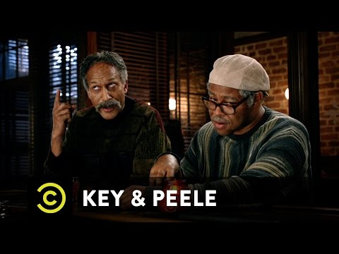 key and peele old black men advice on dating