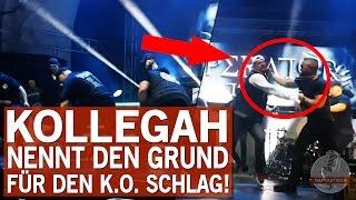 Kollegah nennt den GRUND für den K.O. Schlag!