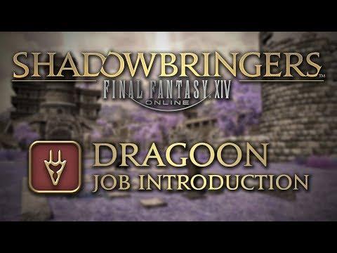 FFXIV: Shadowbringers Dragoon Job Introduction