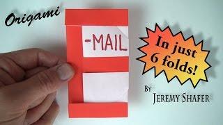 Origami E-mail