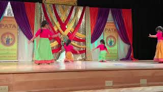 Miss A - 5 Years old dancMiss A- 5 years old -Rangama mangam…