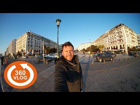 360VLOG #1 Thessaloniki