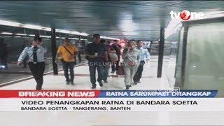 EKSKLUSIF tvOne   Detik-Detik Penangkapan Ratna Sarumpaet di Bandara Soetta