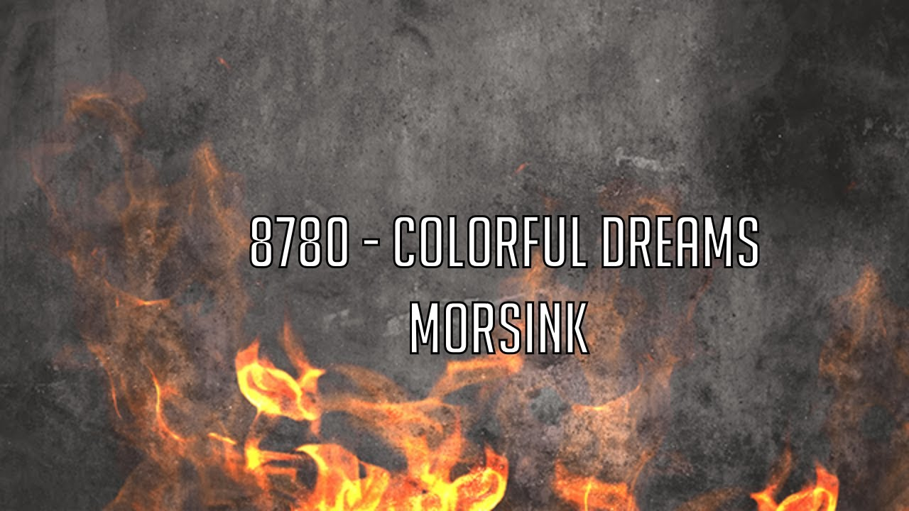 8780 - Colorful Dreams (Morsink)
